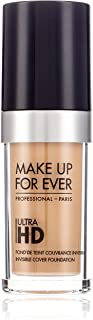 MAKE UP FOR EVER Y225 Ultra HD Invisible Cover Foundation, 30 ml