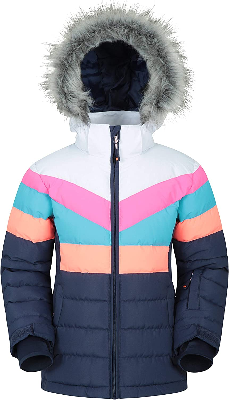 Mountain Warehouse Arctic Winter Kids - Elegant Max 77% OFF Resista Jacket Ski Water