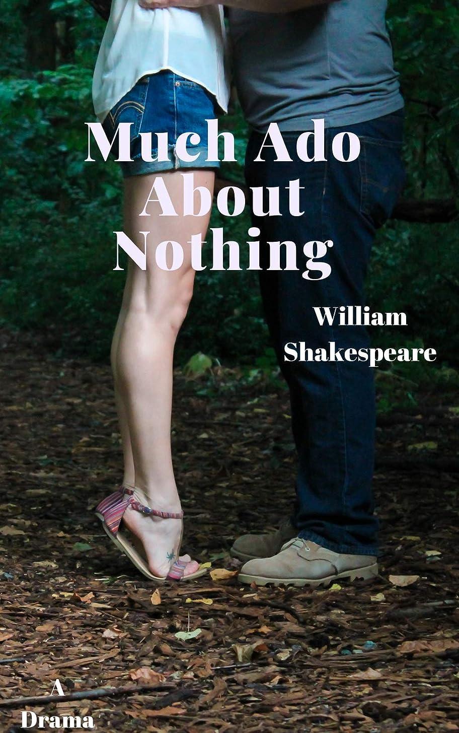 スクラブ途方もない未来Much Ado About Nothing (English Edition)