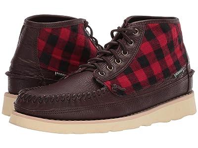Sebago Seneca Mid Wool (Dark Brown) Men