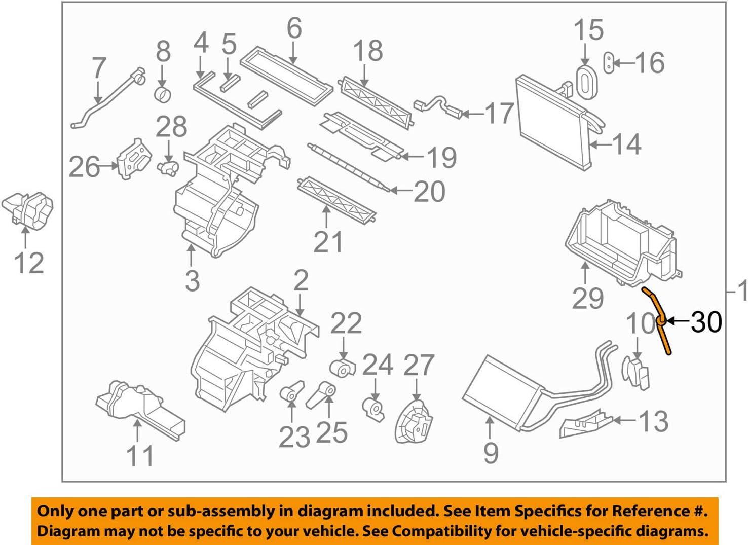 Genuine shopping Hyundai 97175-2M000 A C Drain Hose Max 52% OFF