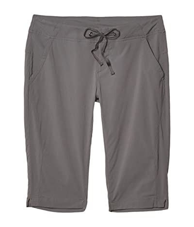 Columbia Anytime Outdoortm Long Short (City Grey) Women