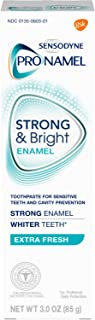 sensodyne strong and bright toothpaste