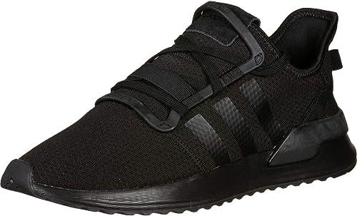 adidas Herren U_Path Run Gymnastikschuhe, Weiß schwarz