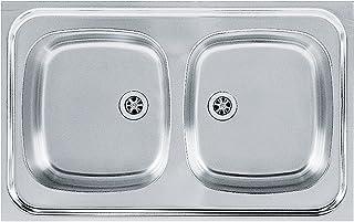 Franke 103.0205.575 Küchenspüle aus Edelstahl SARA SXL 720
