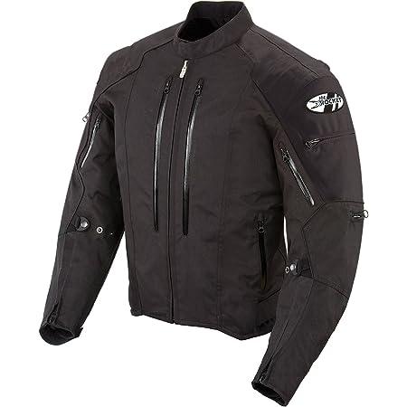 Joe Rocket 1051-5002 Atomic 4.0 Men's Riding Jacket (Black, Small)