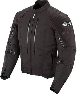 Joe Rocket 1051-5003 Atomic 4.0 Men's Riding Jacket (Black, Medium)