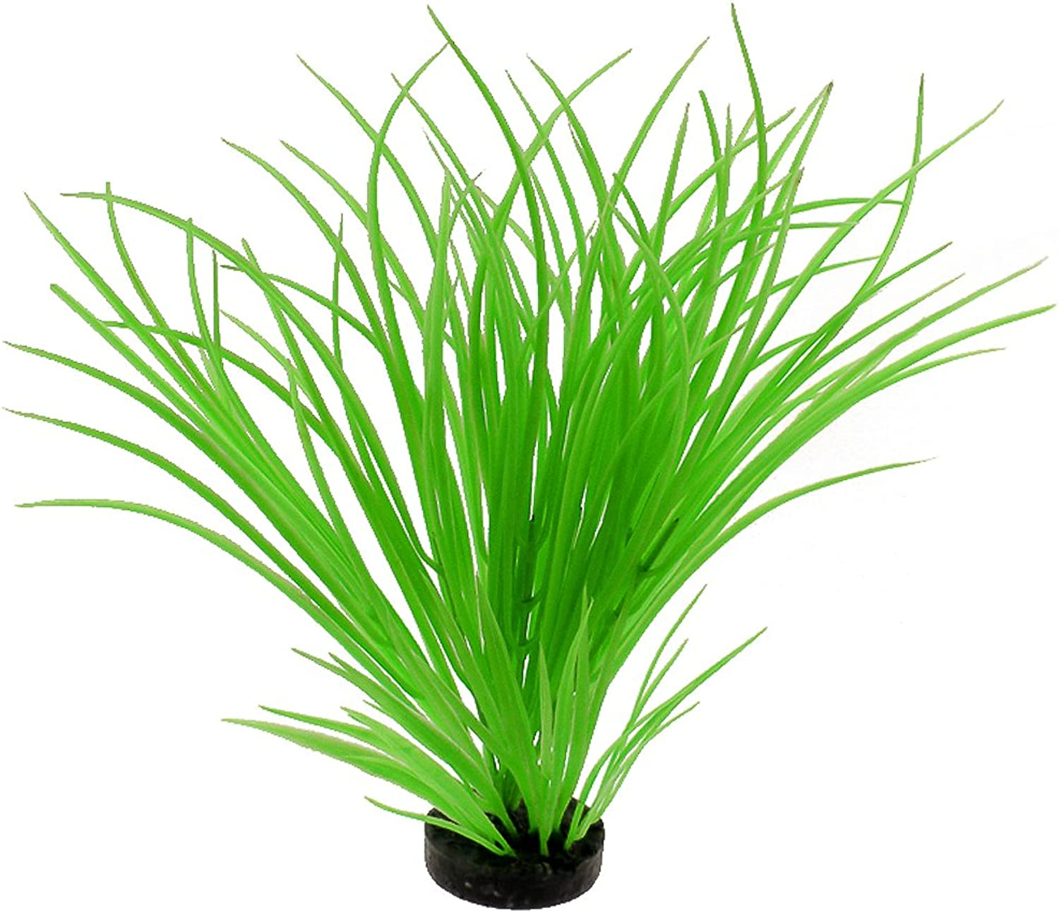 bluee Ribbon Pet Products 30550 Neon Green color Burst Plant Ocean Grass