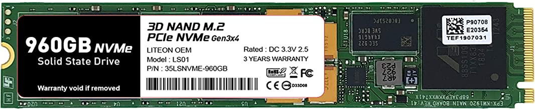 2.5 TLC Hyundai 960GB Internal SSD SATA III C2S3T//960GB