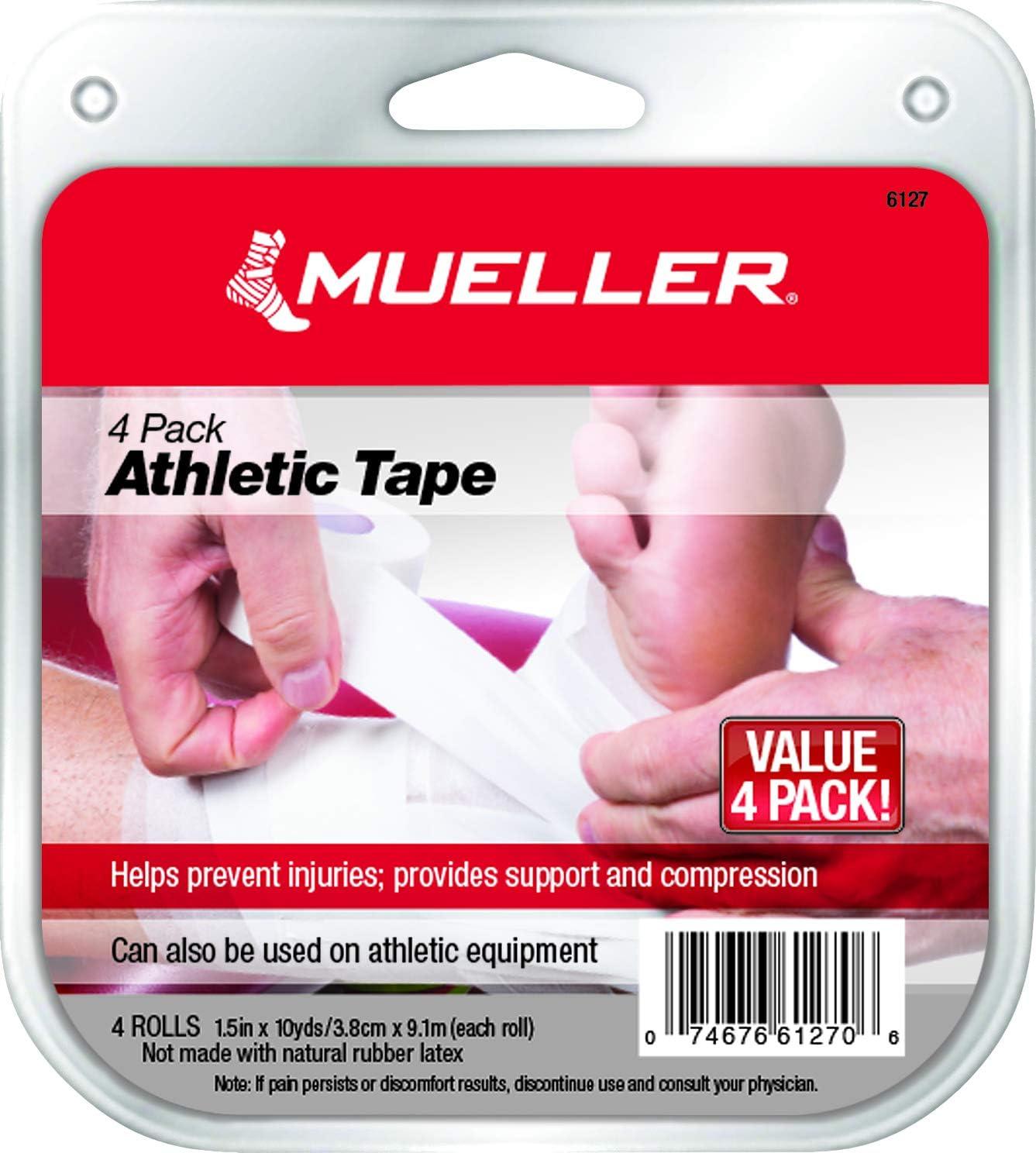 Mueller favorite Sport Popular standard 4 Piece Athletic Ounce Tape 10.6