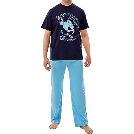 Disney Mens Pyjamas Aladdin