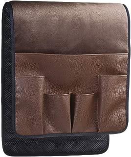 Candy Storage Box, Antehome Anti-Slip Sofa Couch Chair Recliner Armrest Soft Caddy Organizer Holder