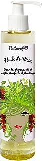 Naturafro-Aceite de ricino para cabello, pestañas y uñas(100ml)