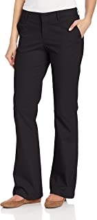 Dickies Flat Front Stretch Twill Pant Slim Fit Bootcut