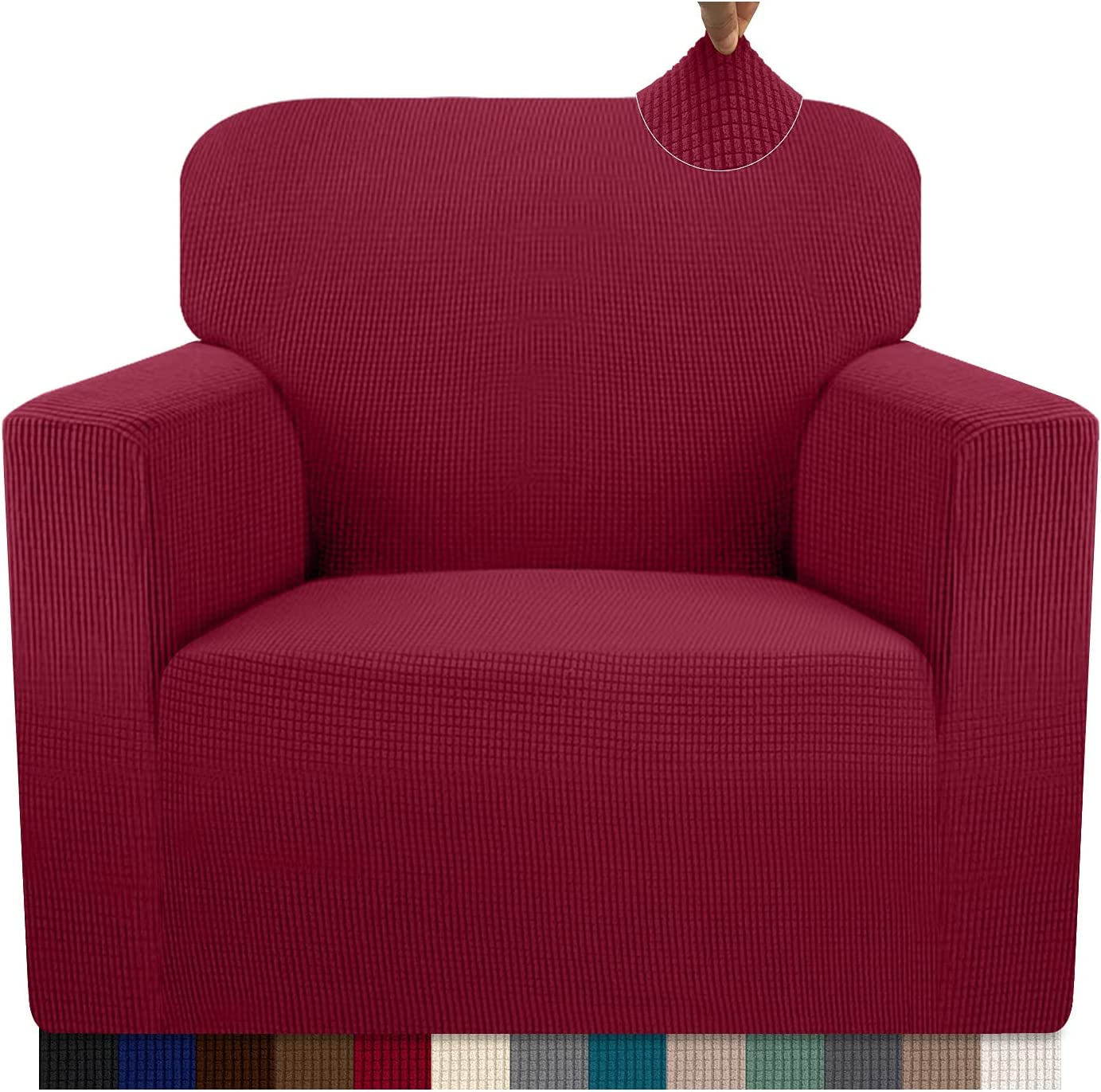 Empetric Super Soft Armchair Slipover Luxurious Factory outlet Co 70% OFF Outlet Piece Chair 1