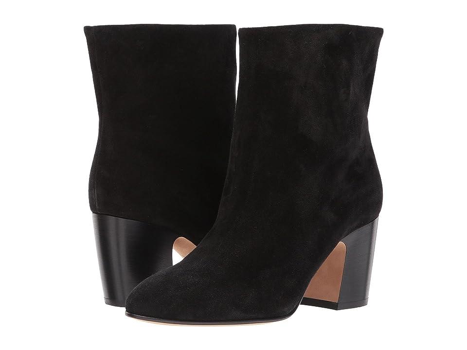 Vince Dryden (Black Coco Sport Suede) Women's Shoes