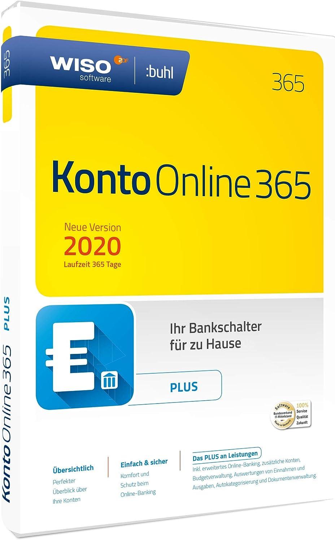 Wiso Konto Online 365 Online Code Pc Aktivierungscode Per Email Amazon De Software