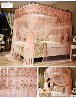 Mosquito Net Tent, Bed Canopy Bedding Netting Curtain Fly Midges Insect Stopping for Travel, Home or Garden,Holiday Indoor