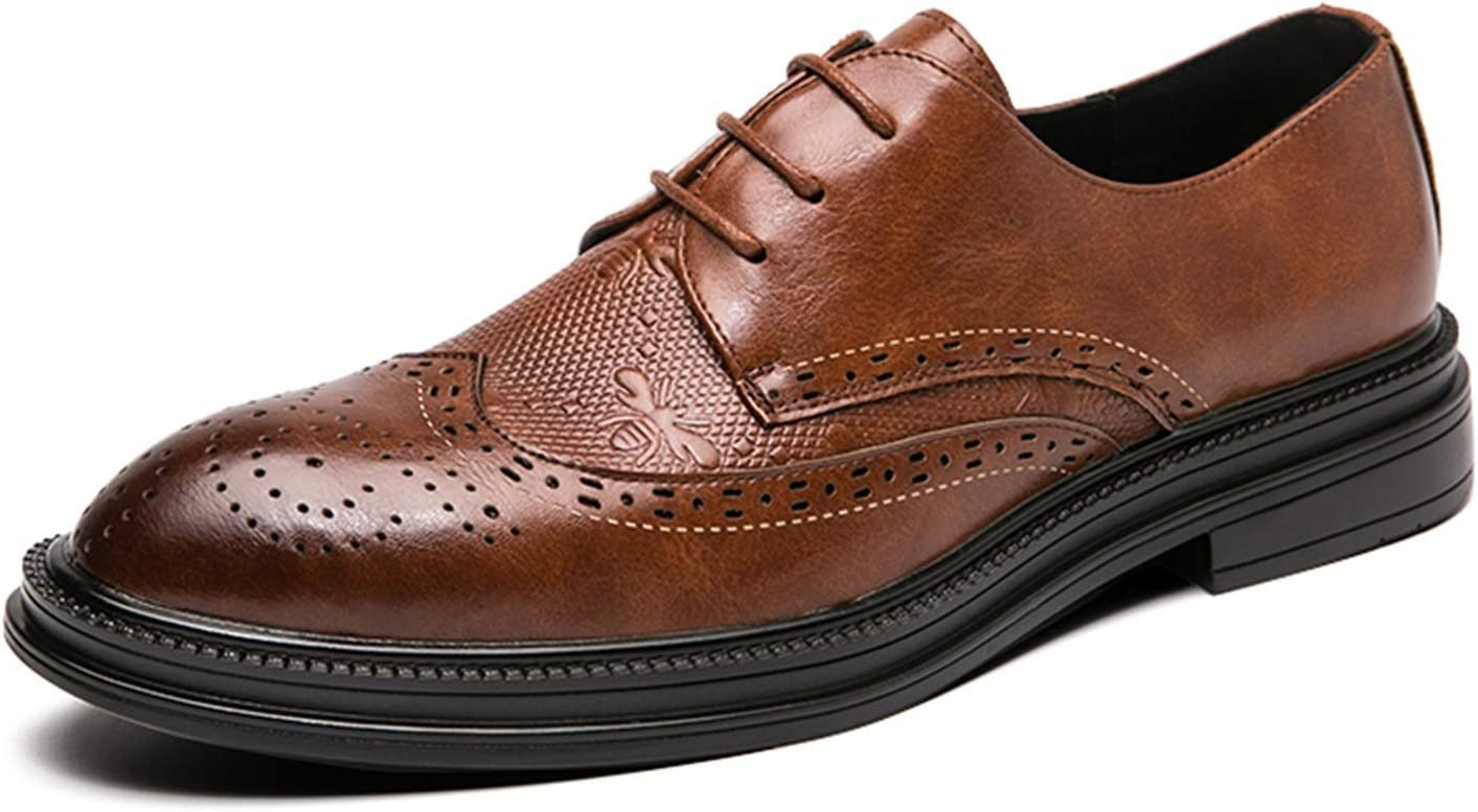 Men's casual shoes luxury outlet comfortable loafers Shoe Popularity Oxfords