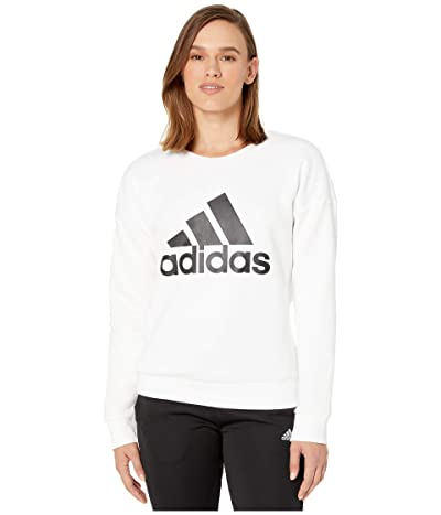 adidas Must Have Badge of Sport Crew (White) Women