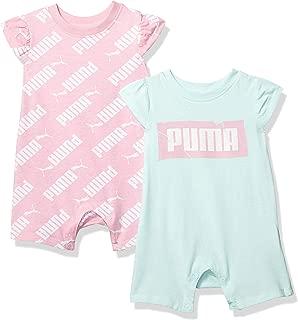 PUMA Baby Girls Romper Months