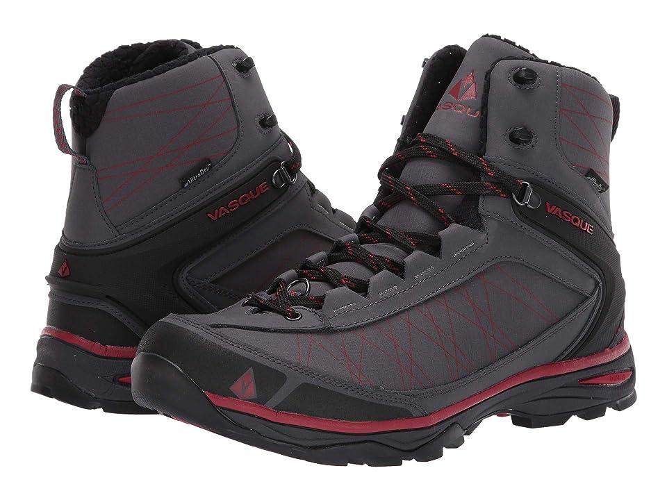 Vasque Coldspark UltaDrytm (Ebony/Chili Pepper) Men's Shoes