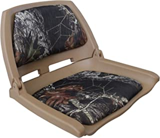 Leader Accessories New Plastic Shell Folding Boat Seat