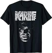 Vintage Karloff T-Shirt Halloween Party Horror Movie