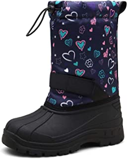 OROTER Snow Boots for Boys Girls Waterproof Frosty Winter Shoes Toddler Little/Big Kids