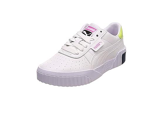 Schuhe Puma Damen Cali Wn/'s weiß