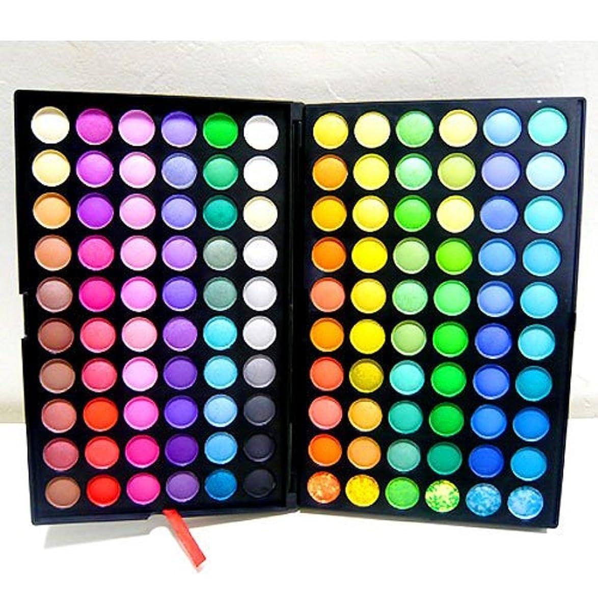 スタウト真実週末入荷しました【LuxuryRose】発色が素晴らしい!120カラーアイシャドウパレット