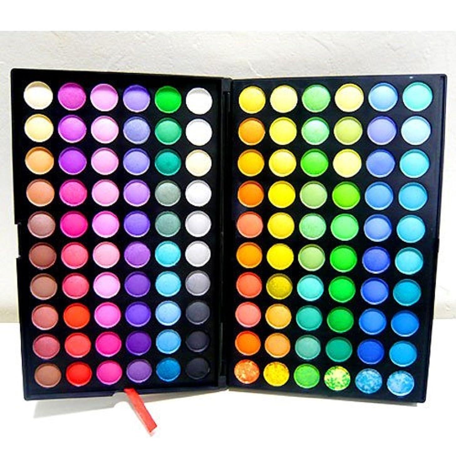 弱点忘れっぽい浸透する入荷しました【LuxuryRose】発色が素晴らしい!120カラーアイシャドウパレット