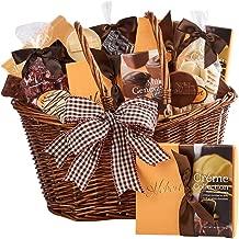 Hebert Candies CHOCOLATE'S GALORE SAMPLER BASKET
