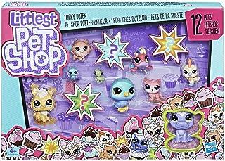 Hasbro Littlest Pet Shop zestaw do gry 12-częściowy