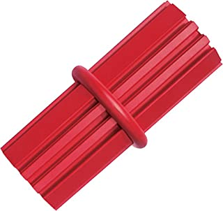 KONG Dental Stick Dog Toy, Large, Red