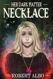 Her Dark Matter Necklace