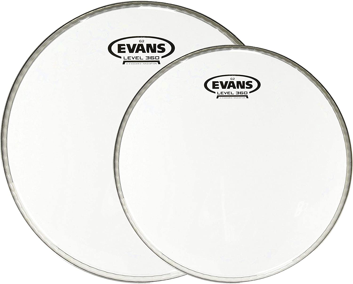 Evans 12 16 Great interest G2 Coated Bundle High material Drumhead Pack 2