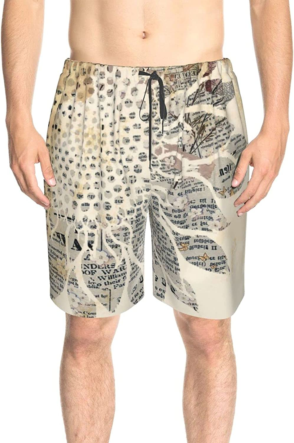 Mens Swim Trunks You are My Sun Shine Swim Short Boardshort Quick Dry Cool Athletic Beach Short with Lining