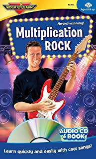 Multiplication Rock Audio Book by Rock 'N Learn