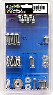 Specbolt Fasteners Full Body & Plastics Bolt Kit fits all: KTM EXC (2004-2007) #49