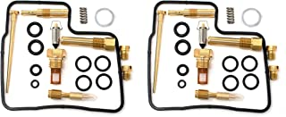 DP 0201-005 Carburetor Rebuild Repair Parts Kits (Set of 2) - Fits Honda Shadow 1100 VT1100