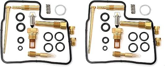 DP 0201-005 Carburetor Rebuild Repair Parts Kits (Set of 2) - Fits Honda Shadow 1100 VT1100