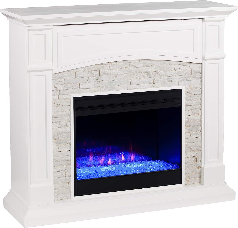 SEI Furniture Seneca Faux Stone オープニング 大放出セール 祝開店大放出セール開催中 Hidden M Electric Changing Color
