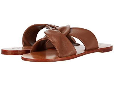 ABLE Suze Sandal (Cognac) Women