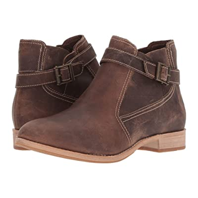 Caterpillar Casual Mazzy (Brown Leather) Women