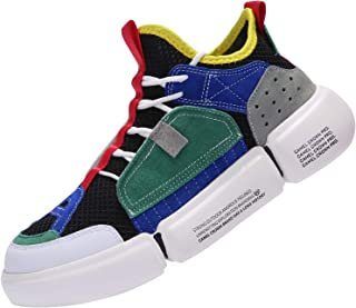 Fashion Sneaker, Lightweight Walking Shoes, Sport Shoes for Men, Athletic Running Shoes for Walking, Shopping, Party, Activities