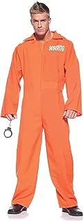 Men's Prison Jumpsuit