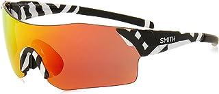 SMITH - PIVLOCK Arena/N X6 S37 99 Gafas de sol, Blanco (Whtebk Pattern/Pk Pink), Unisex Adulto