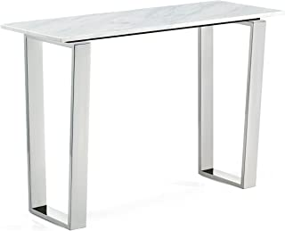 stainless steel table base contemporary