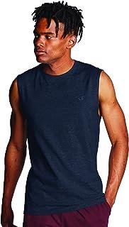 تي شيرت جيرسي رجالي كلاسيكي من تشامبيون يبرز العضلات